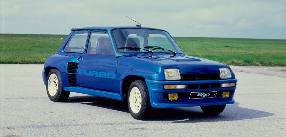 R5 Turbo, la sportive devenue un mythe