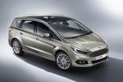 Mondial 2014: Ford S-Max